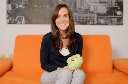 Julie Pickens and her co-founder turned a vexing problem—stuffy noses—to a big business opportunity. CAMPBELL SALGADO